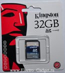 Kingston (SDHC) 32Gb class 4